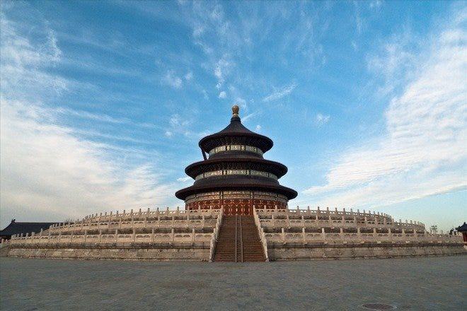 北京最佳景点和活动
