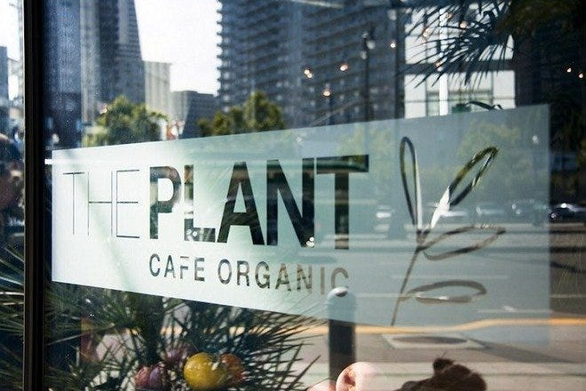 Restaurants with Healthy Menus in San Francisco