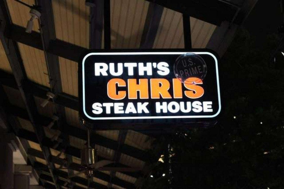 Ruth 39 S Chris Steak House New Orleans New Orleans