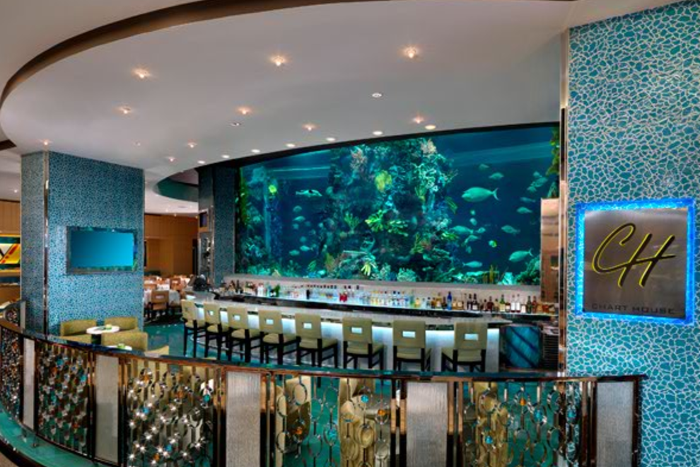 Chart House Restaurant - Golden Nugget - Las Vegas