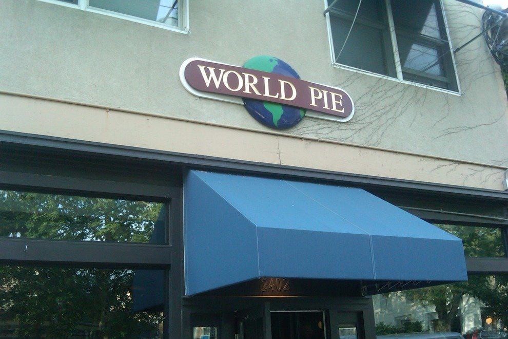 World Pie