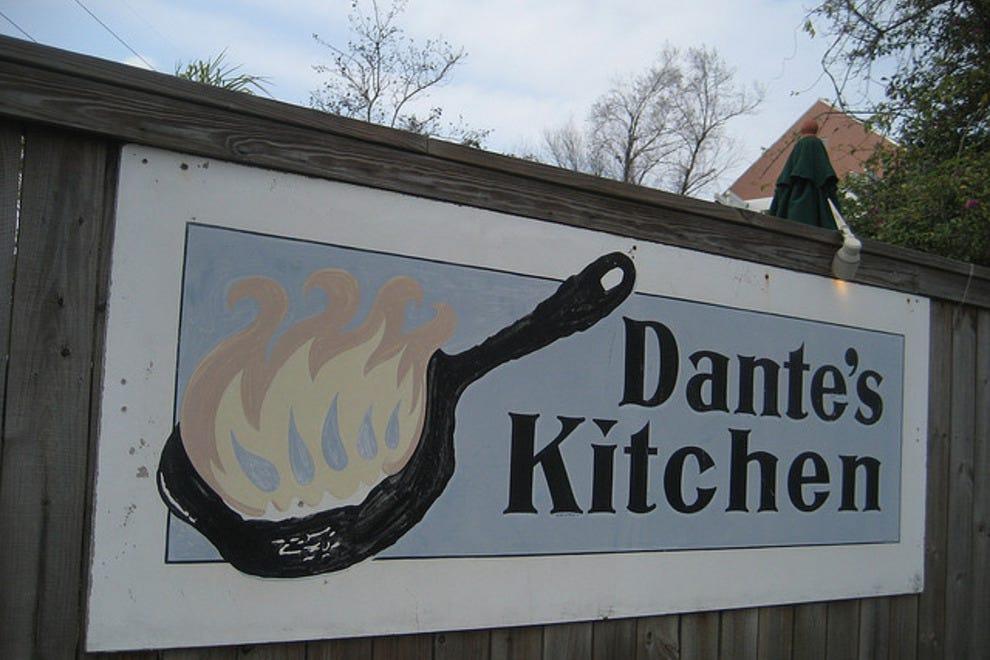 dante 39 s kitchen