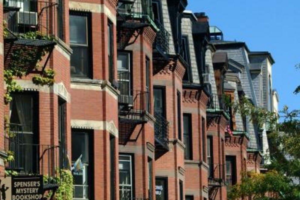 Newbury Street Boston Shopping Review 10best Experts