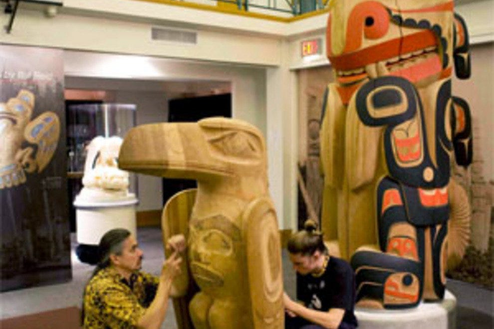 Bill Reid Gallery of Northwest Coast Art