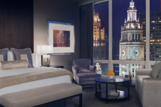 Staying in Style Leads Straight to Chicago's Top Downtown Hotels