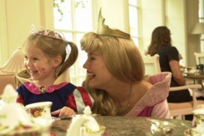 Princess Storybook Dining at Akershus Royal Banquet Hall