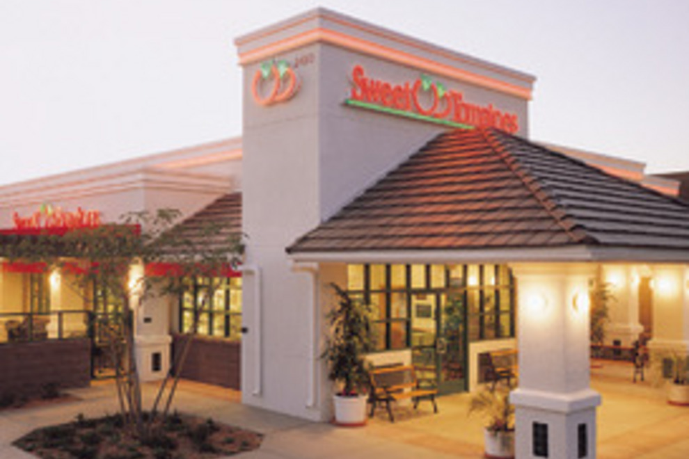 Souplantation is a United States-based chain of all-you-can-eat buffet-style restaurants. The first Souplantation opened in in San Diego, California, where the company is headquartered. The company was incorporated as Garden Fresh Corp. in