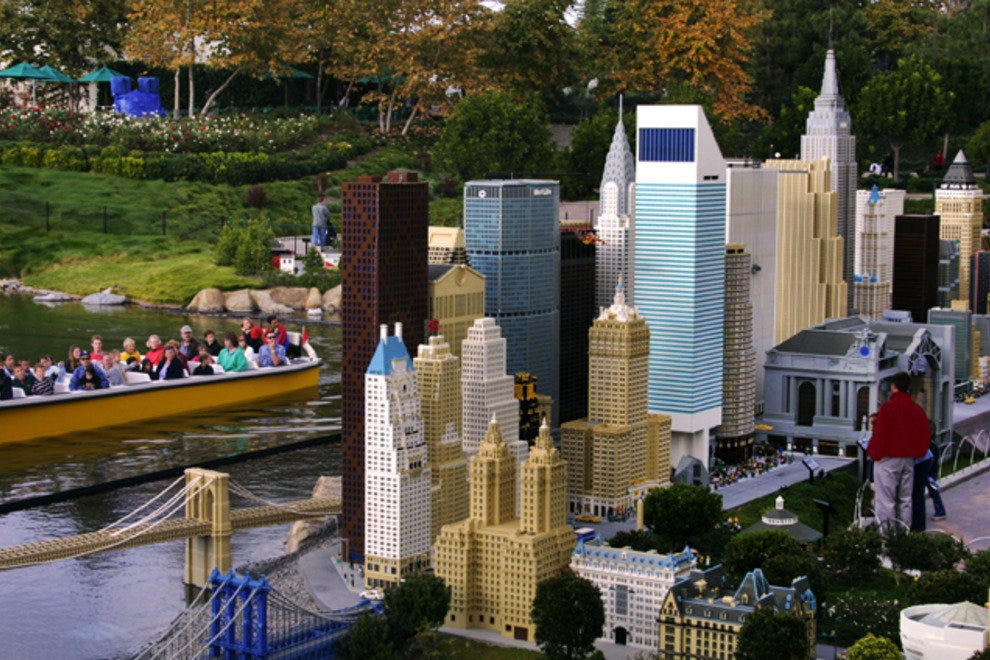Legoland California San Diego Attractions Review 10best