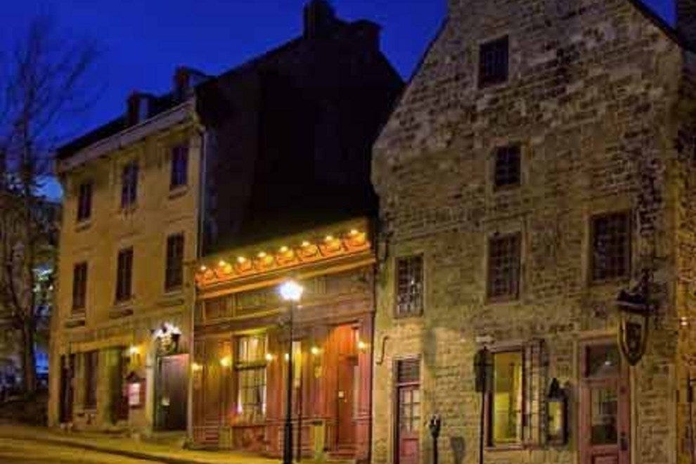 Montr al historic sites 10best historic site reviews - Restaurants old port montreal ...
