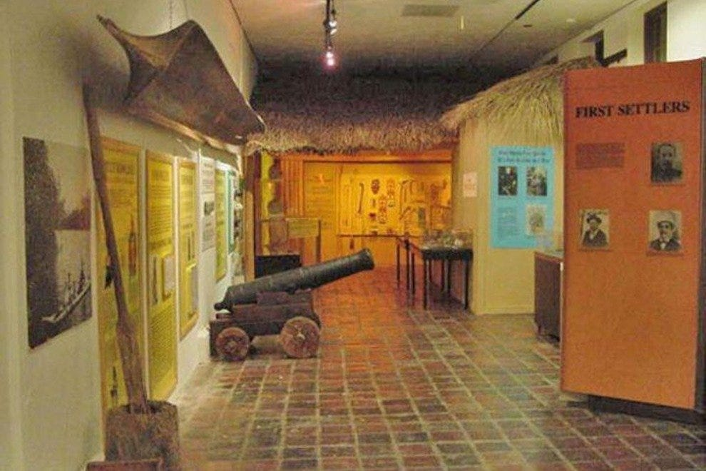Old Fort Lauderdale Village and Museum