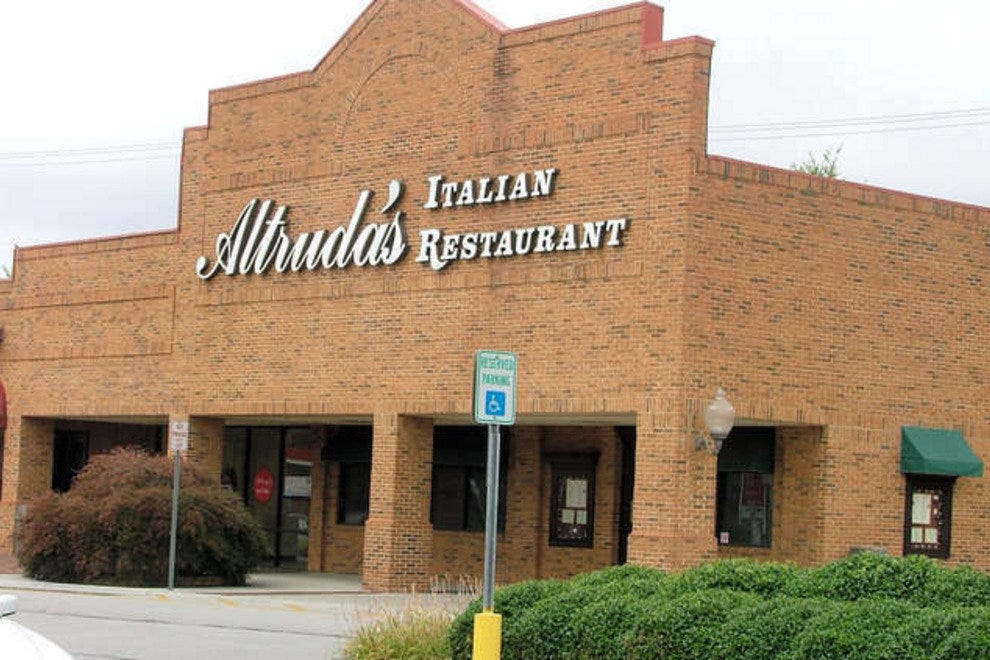 Knoxville Tn Best Italian Restaurants