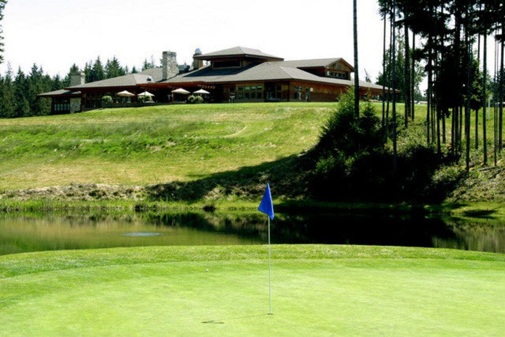 Gold Mountain Golf Club – Olympic Course