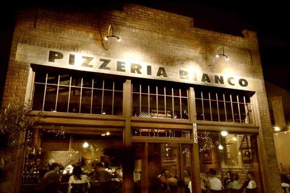 Phoenix pizza restaurants best pizzeria reviews