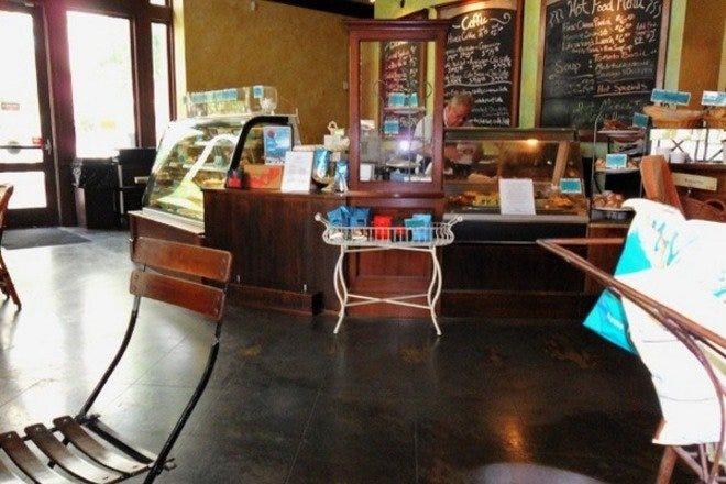 Cafés in Nashville