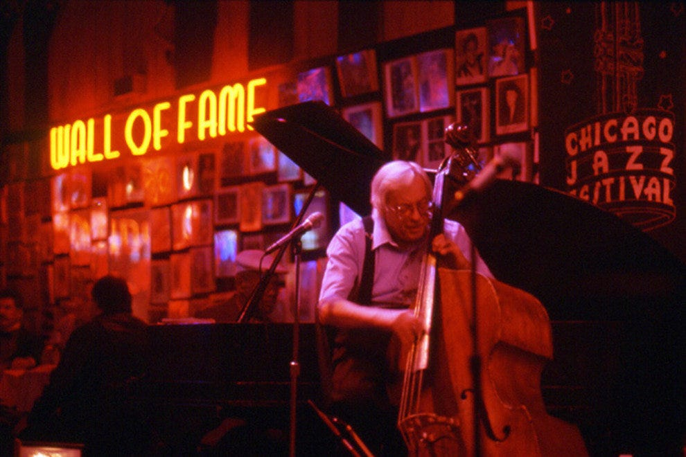 Chicago Live Jazz Bands Clubs 10best Blues Music Reviews