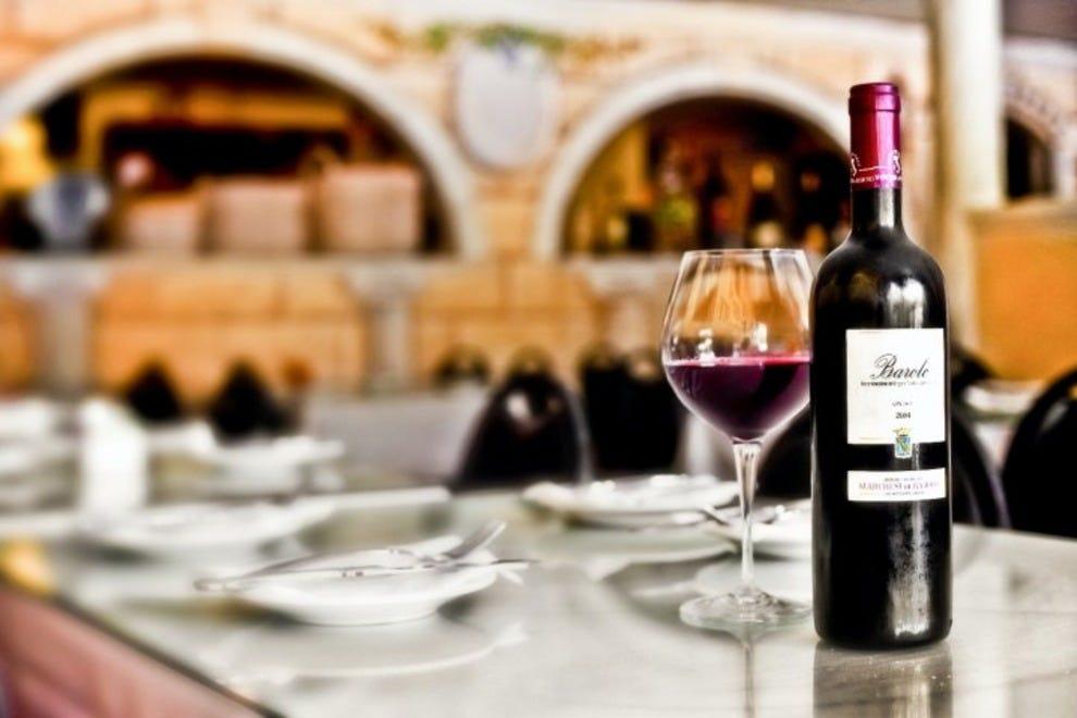 Great Italian Restaurants In Myrtle Beach