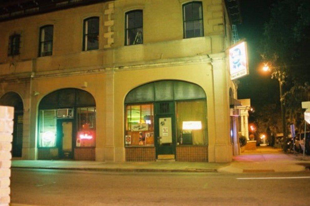 Best Of Savannah S Historic District Nightlife In Savannah