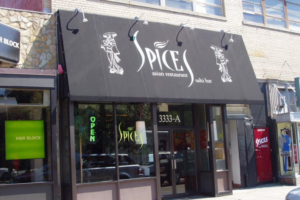 Spices Asian Restaurant and Sushi Bar