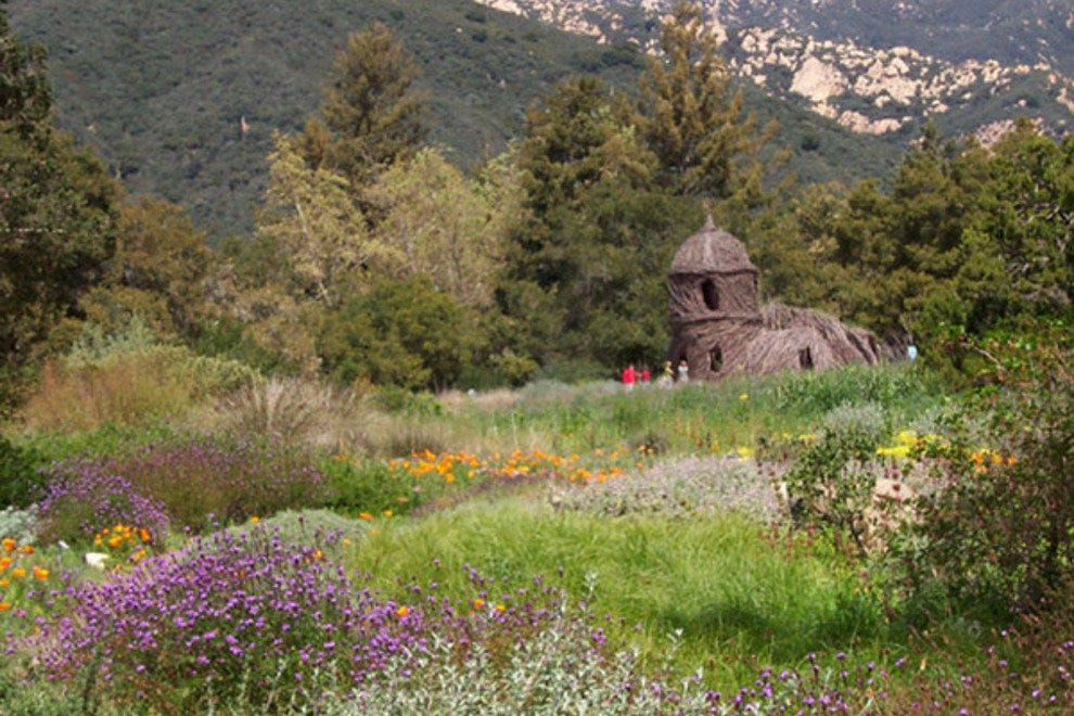 Ordinaire Santa Barbara Botanic Garden