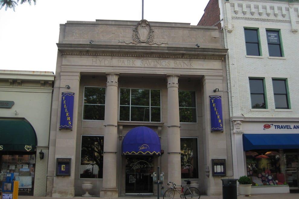 Hyde Park Cincinnati Bars Restaurants