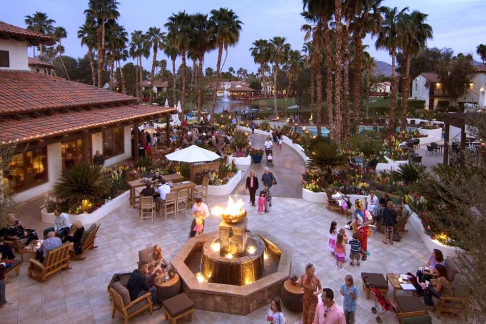 Bluember At Rancho Las Palmas Resort Amp Spa Palm Springs