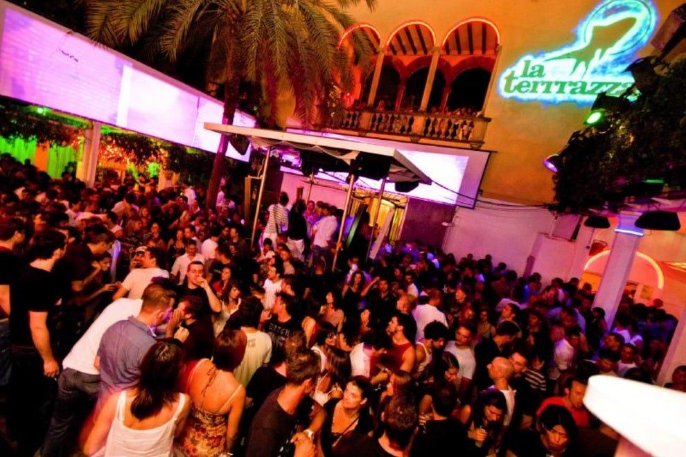 Barcelona night clubs dance clubs 10best reviews for La terraza barcelona