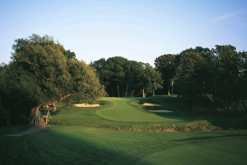 Olympia Fields Country Club Course Tour