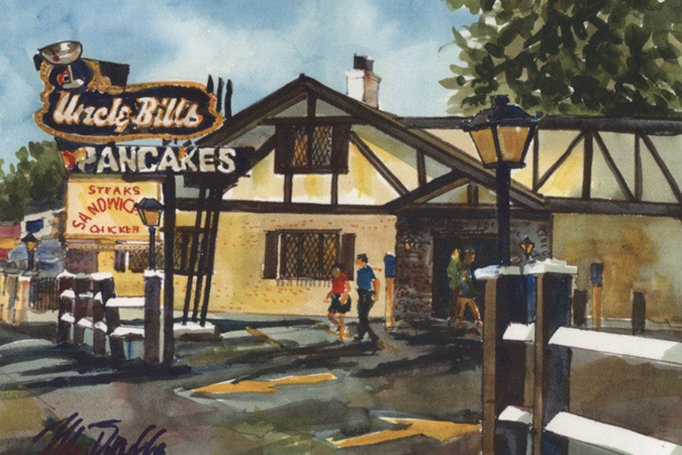 Uncle Bill's Pancake & Dinner House