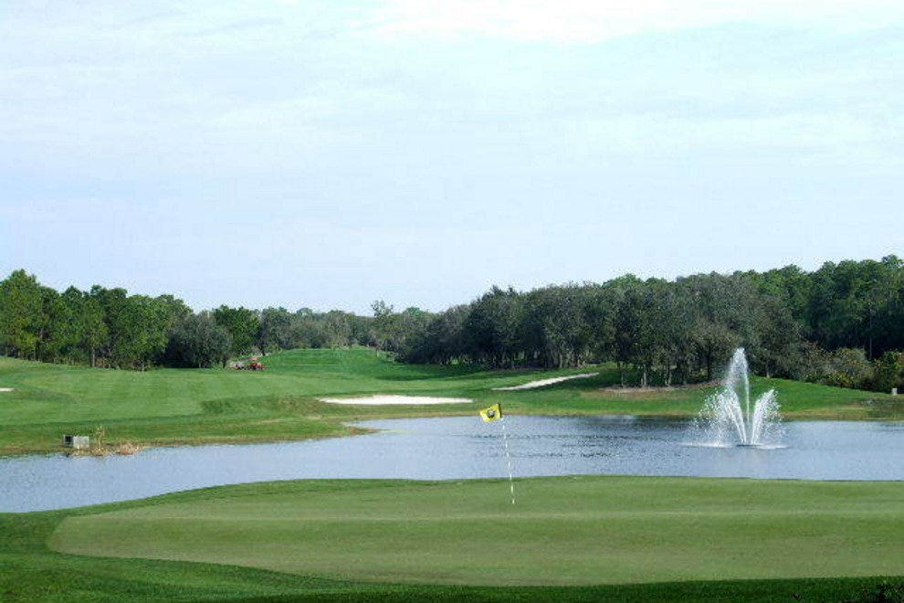 Walt Disney World Golf Complex – Osprey Ridge