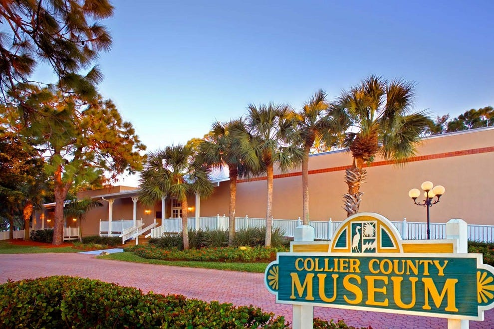 Collier County Museum: Naples Attractions Review - 10Best Experts ...
