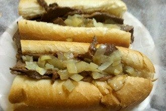 Rick's Original Philly Steaks