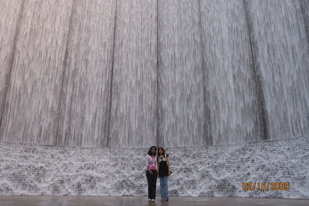 Water Wall Houston Related Keywords and Suggestions Water Wall – Houston Tourist Attractions Map