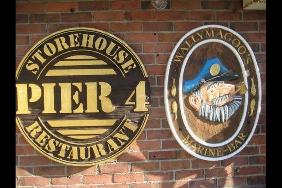 Pier 4 Storehouse Restaurant