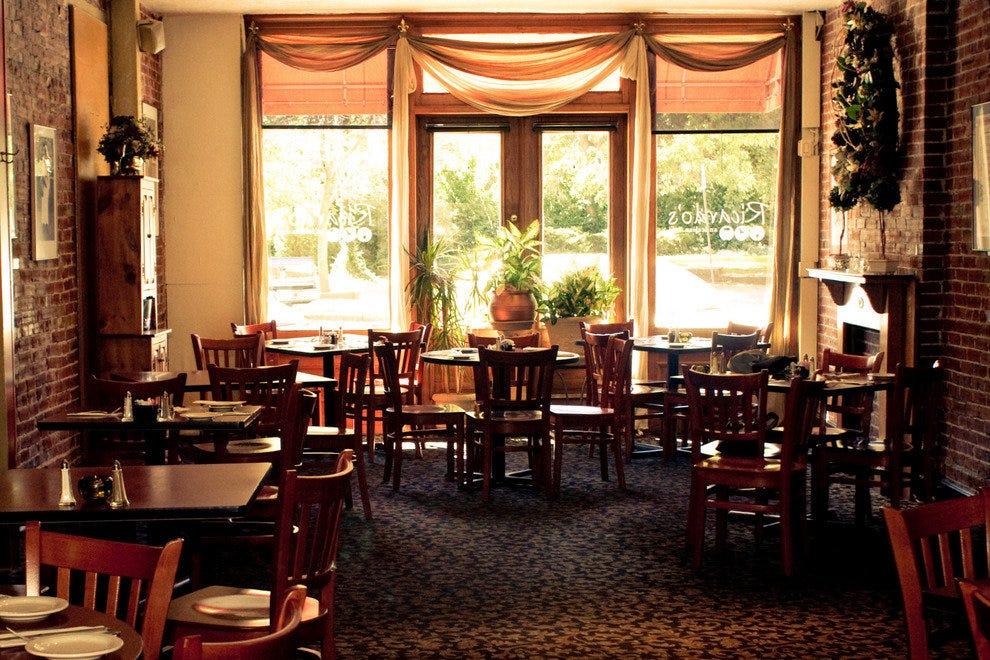 Park Avenue Coffee Lafayette Square St Louis Restaurants Review