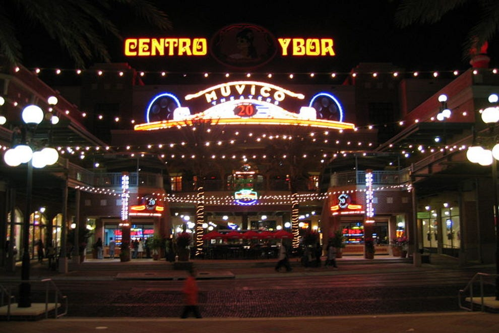 Ybor City Walking Tour