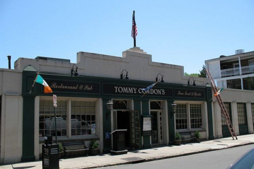 Tommy condon 39 s irish pub and seafood restaurant for Fish restaurant charleston sc