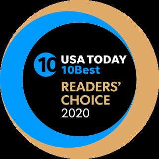 Readers' Choice logo